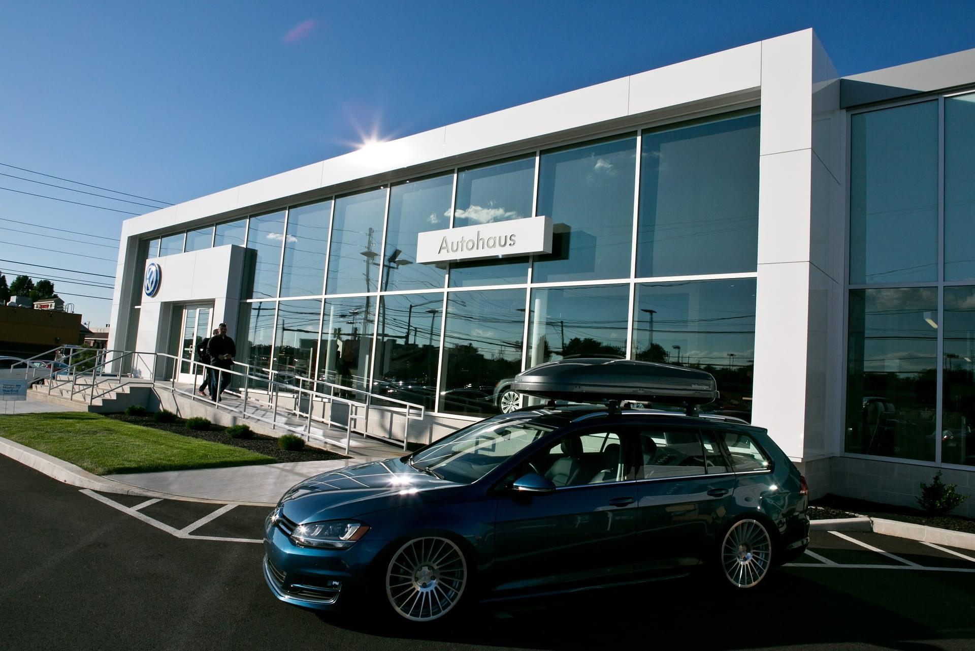 Audi Lancaster/Autohaus Lancaster VW - Exterior 4