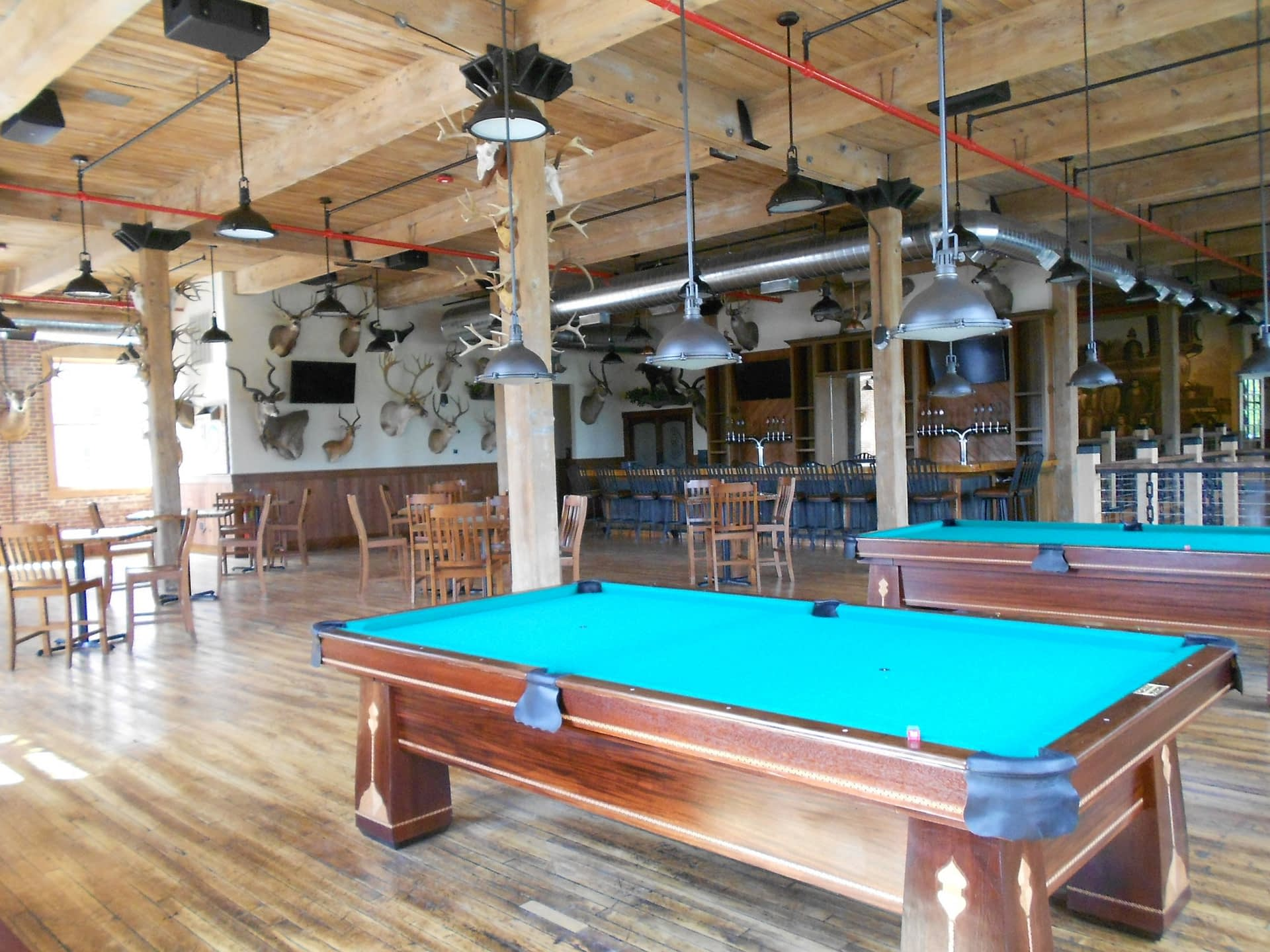 Rusty Rail Pool Hall