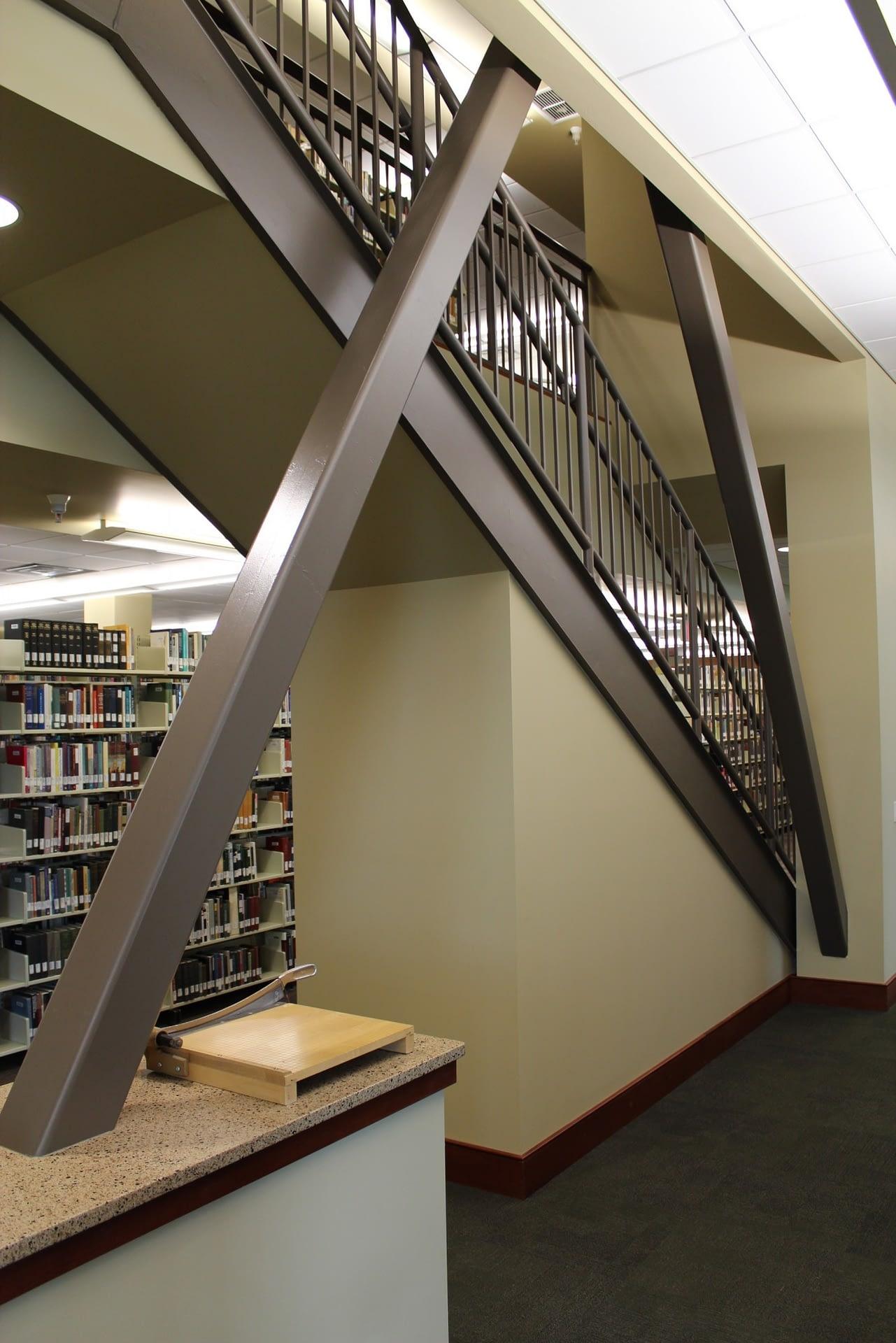 LBC LC Stair Beams