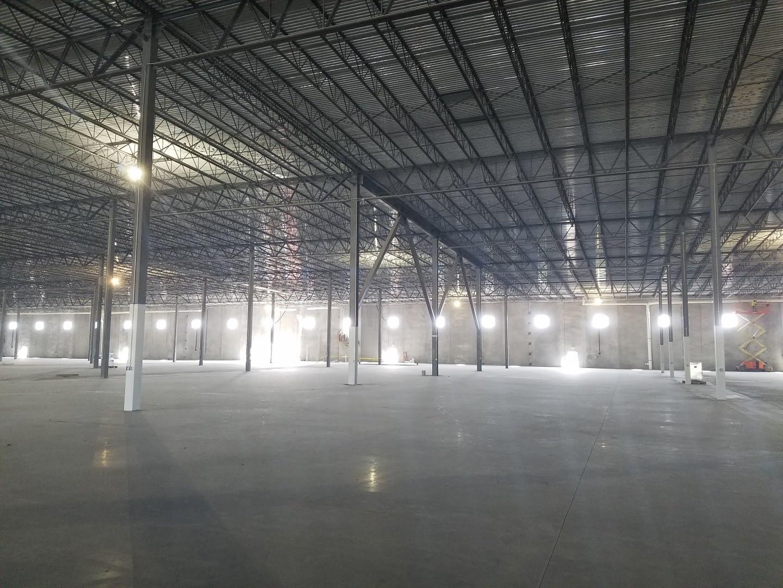 Fiat Chrysler - Warehouse