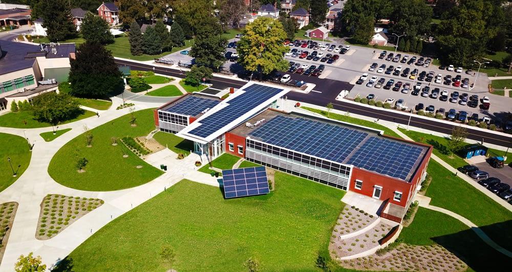 Millersville University - Lombardo Welcome Center