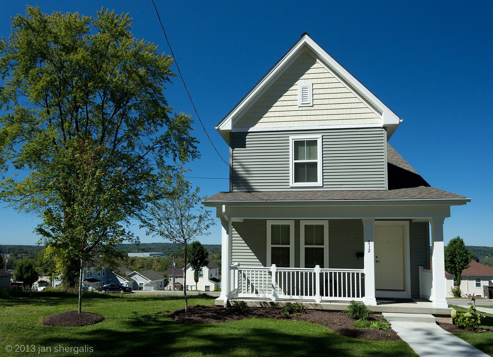 Farrell Homes - Exterior 2