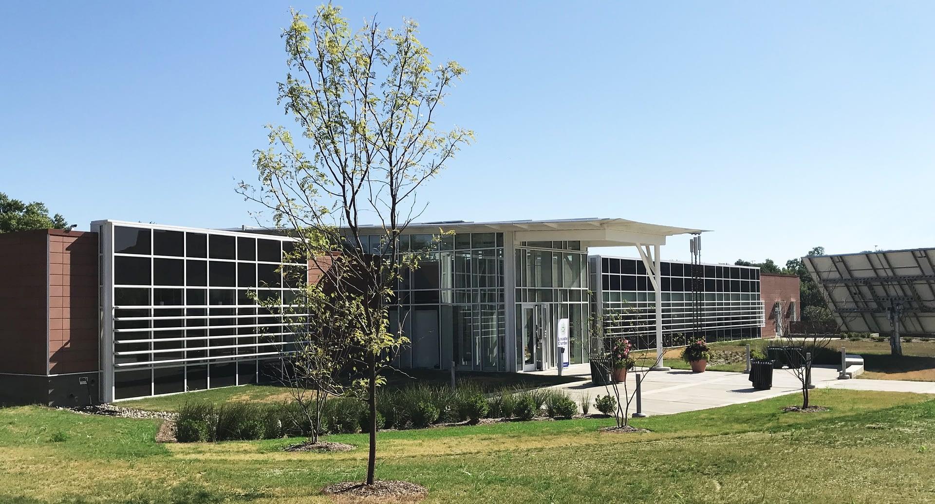 Lombardo Welcome Center