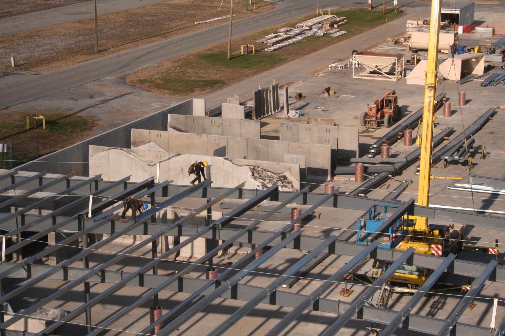 Cargill - Construction 1