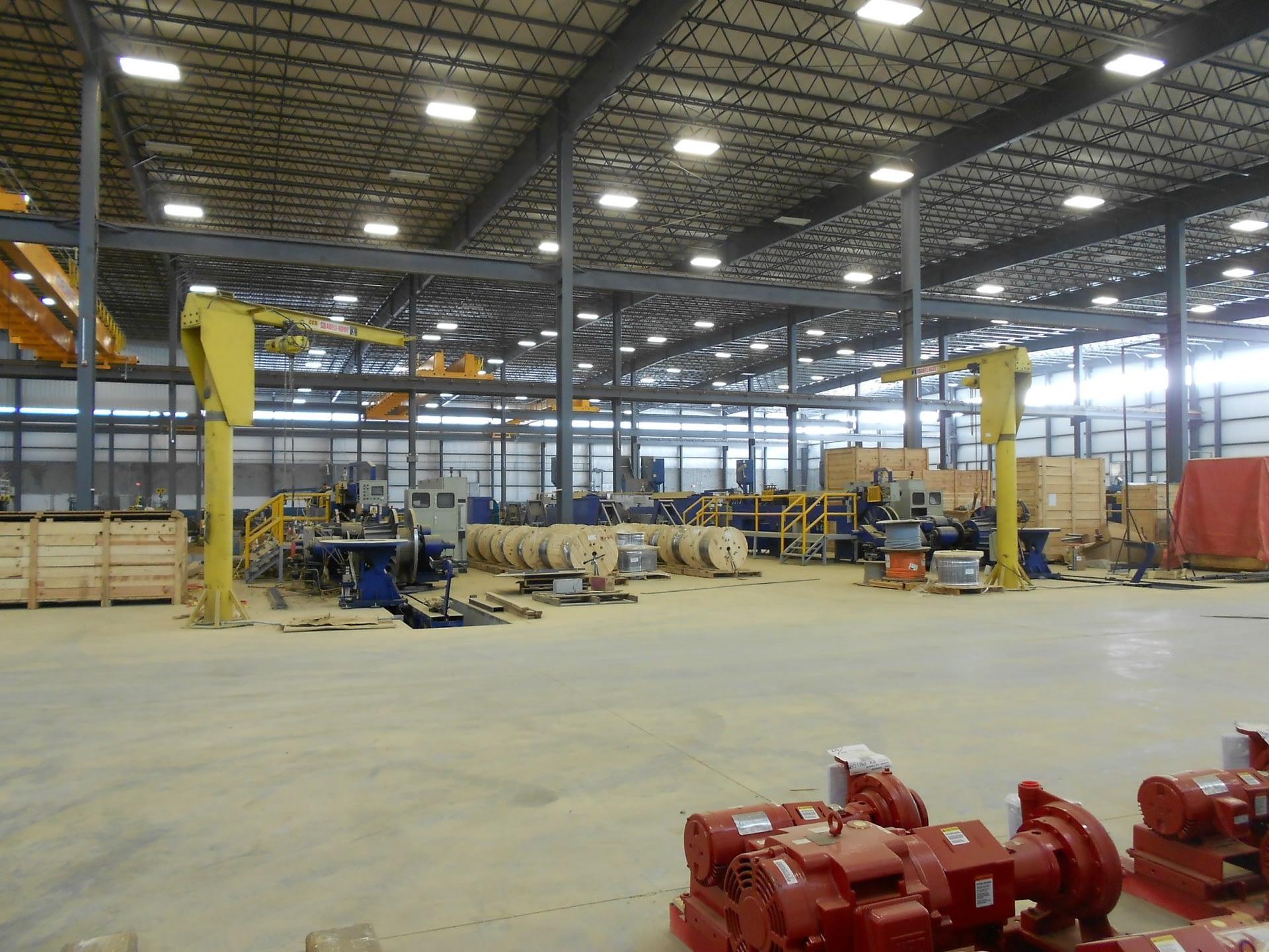 Cambridge-Lee Industries - Interior 1