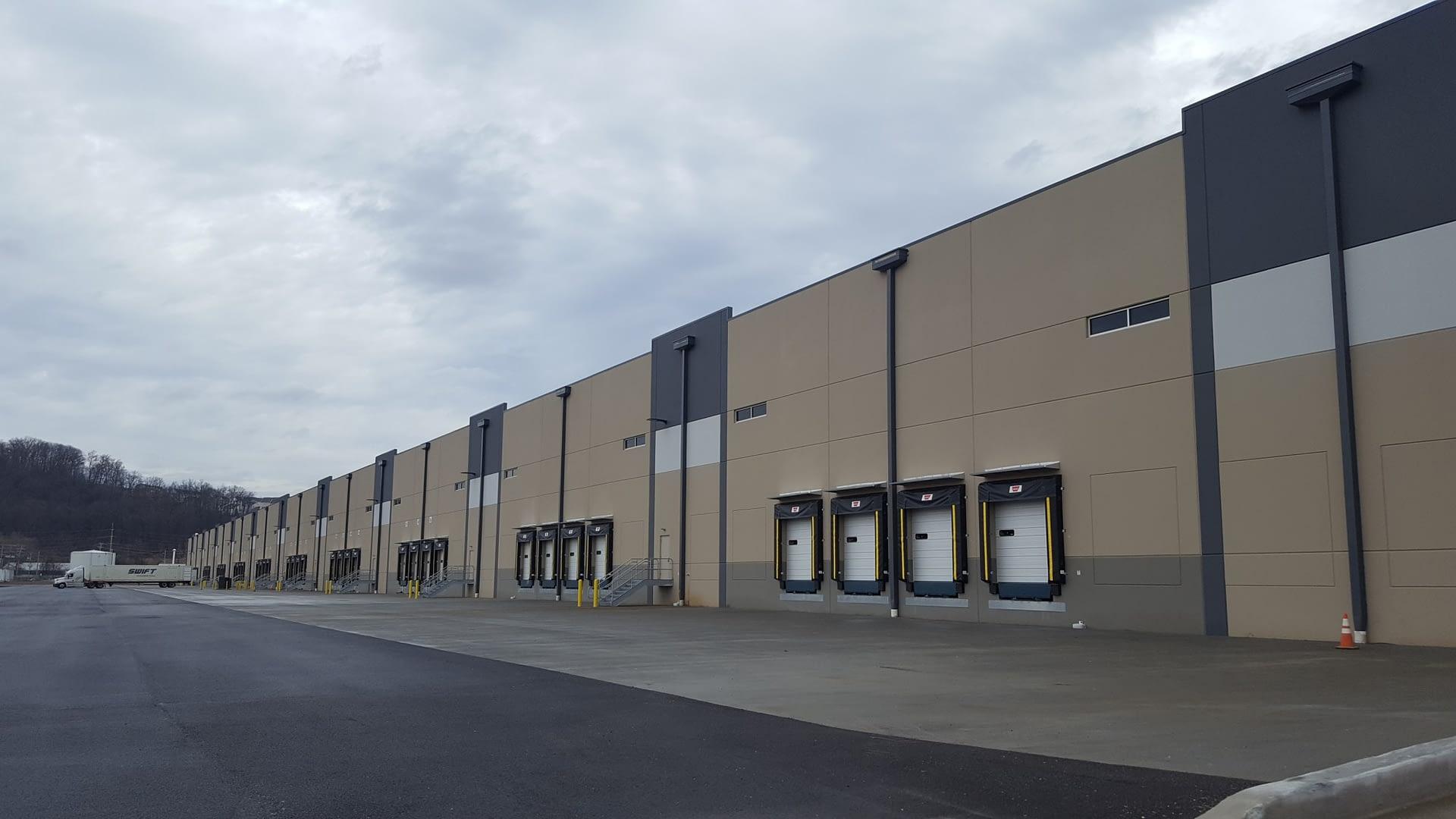 den road logistics center - Exterior 2
