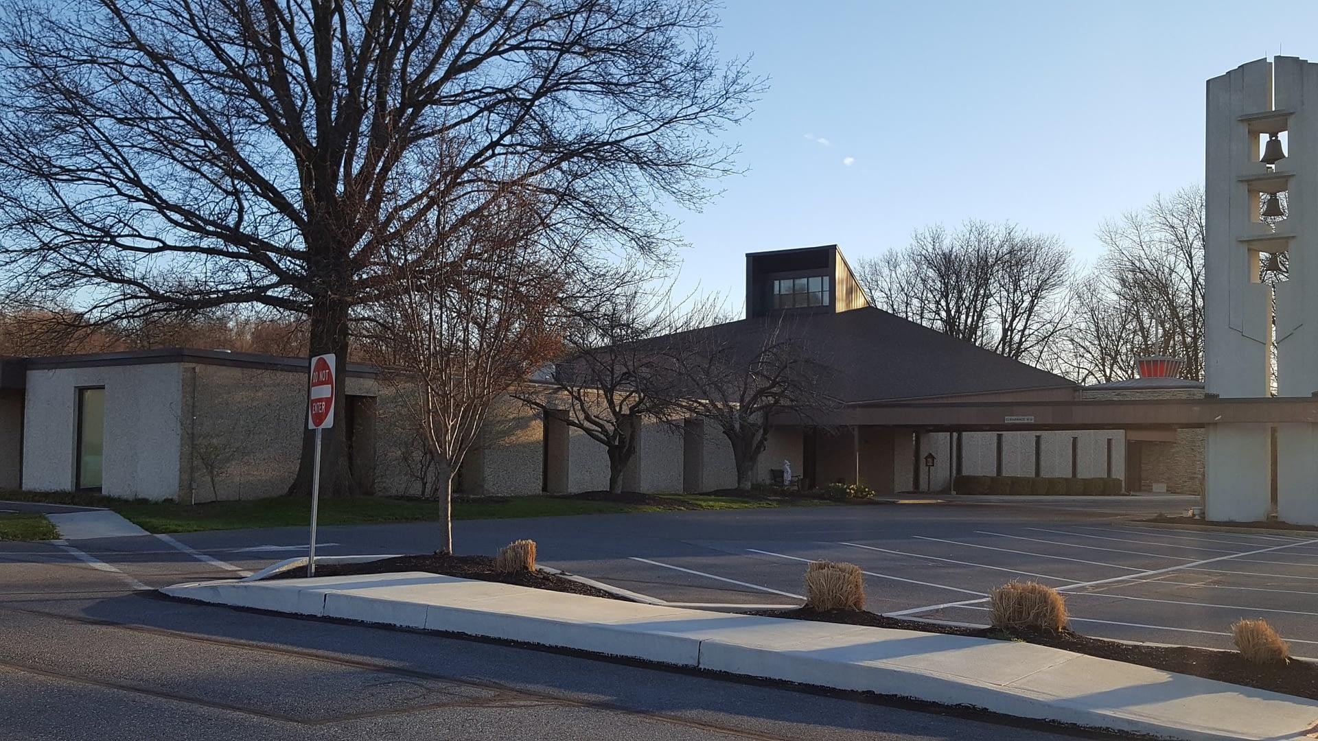 St John Neuman Blessed John XXIII school - Wide Shot