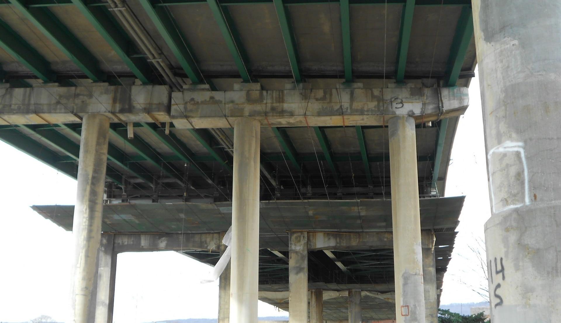 Bridge Underside Wide Sho