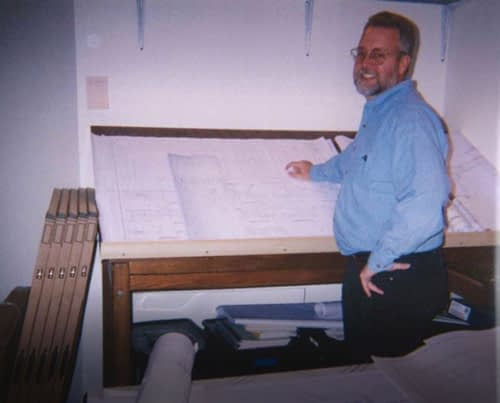 Dan Fichtner, P.E. establishes Providence Engineering in the basement of his home in Providence Township Pennsylvania.