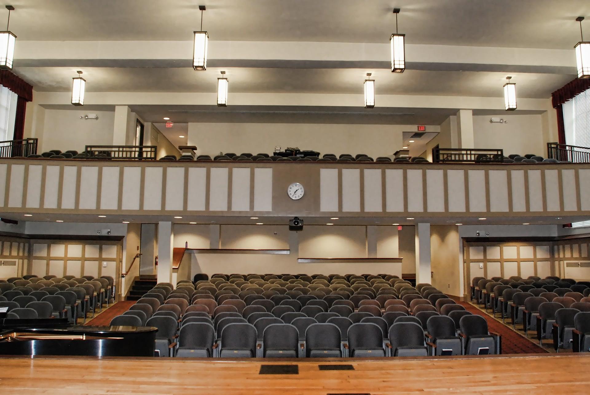 Bryn Athyn - Benade Hall