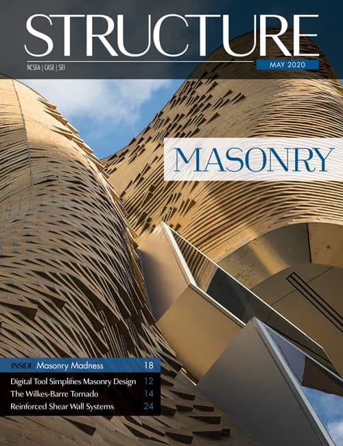STRUCTURE Magazine: Industry Perspective on Masonry Education
