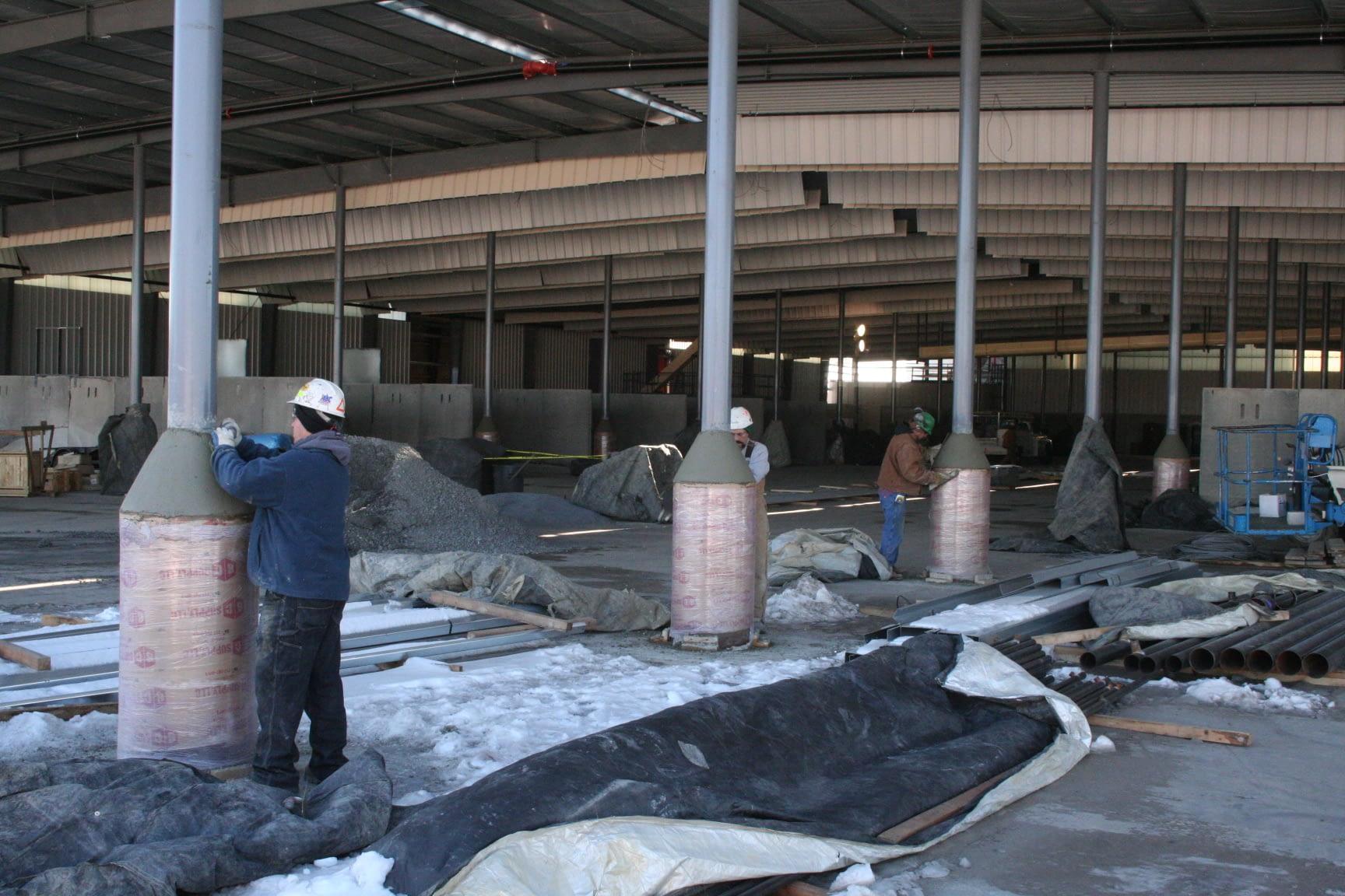 Cargill - Construction 2