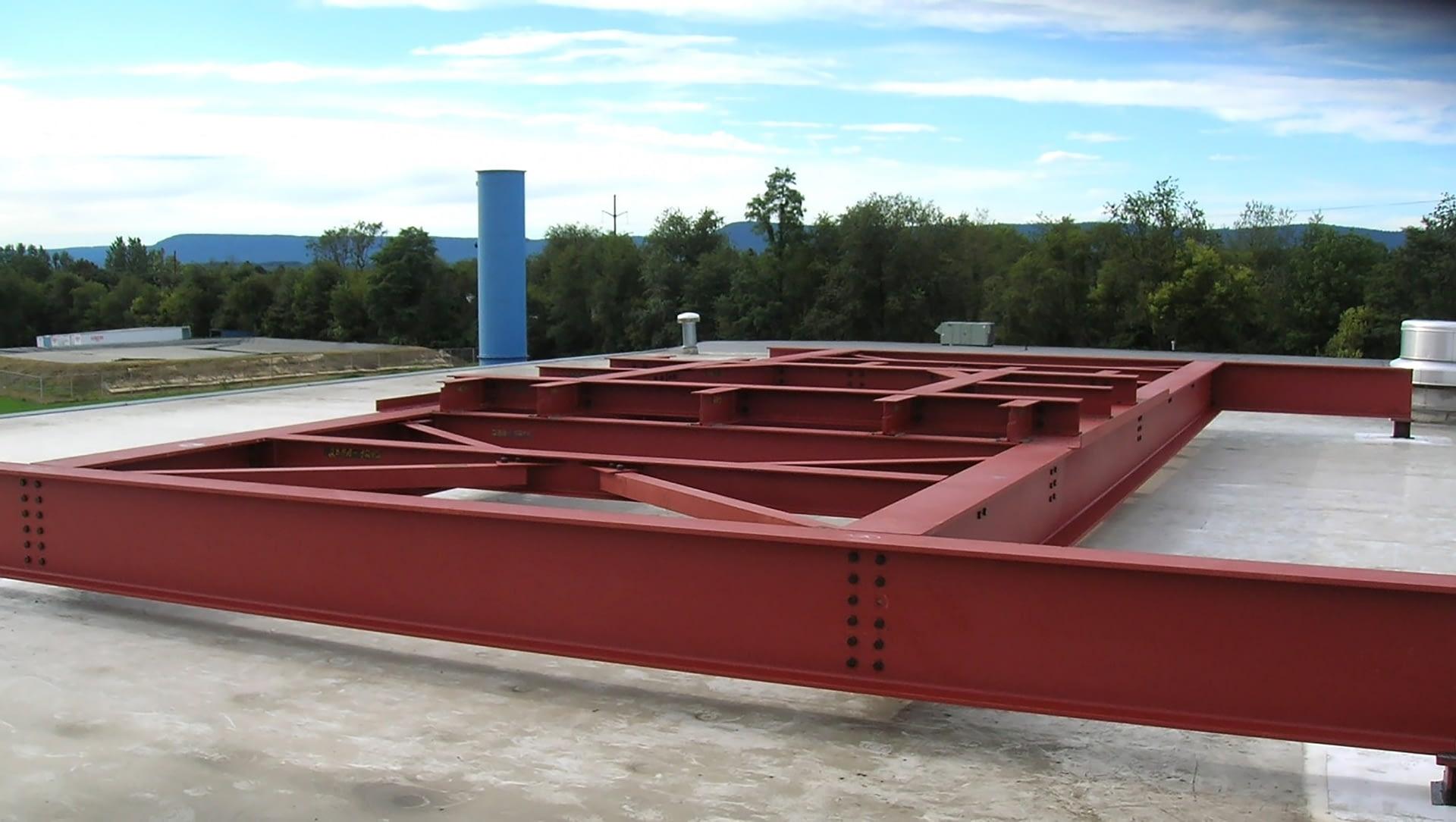 Carlisle Construction Materials-Carlisle Surge Hopper - Exterior