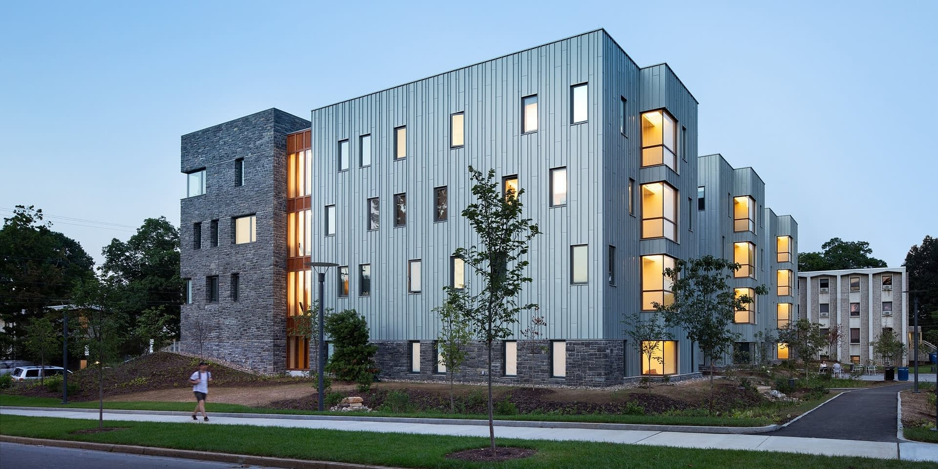 High Street Residence Hall: Timeless Style, Unprecedented Performance