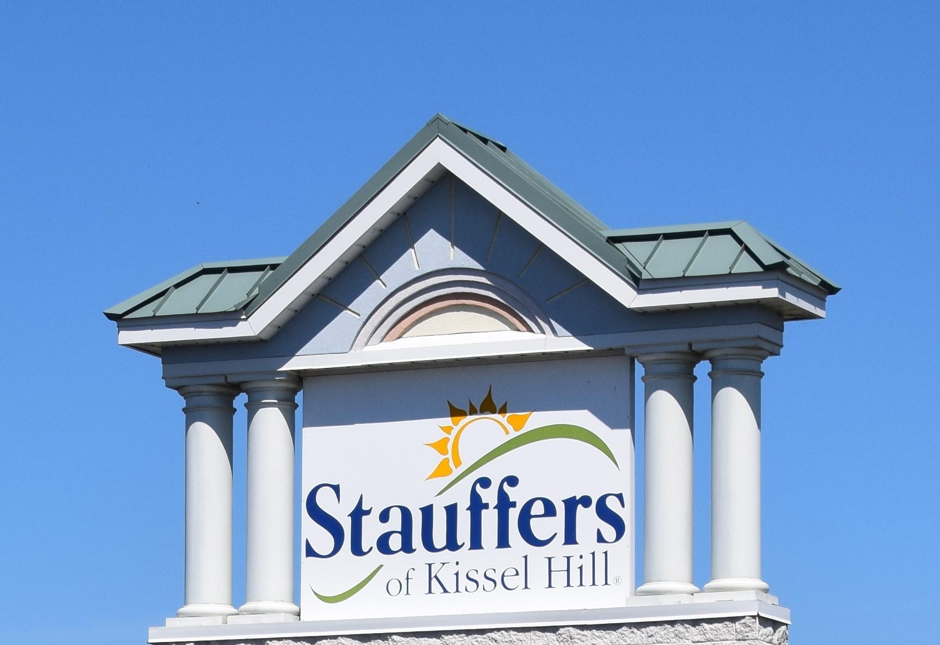 Stauffers of Kissel Hill - Sign