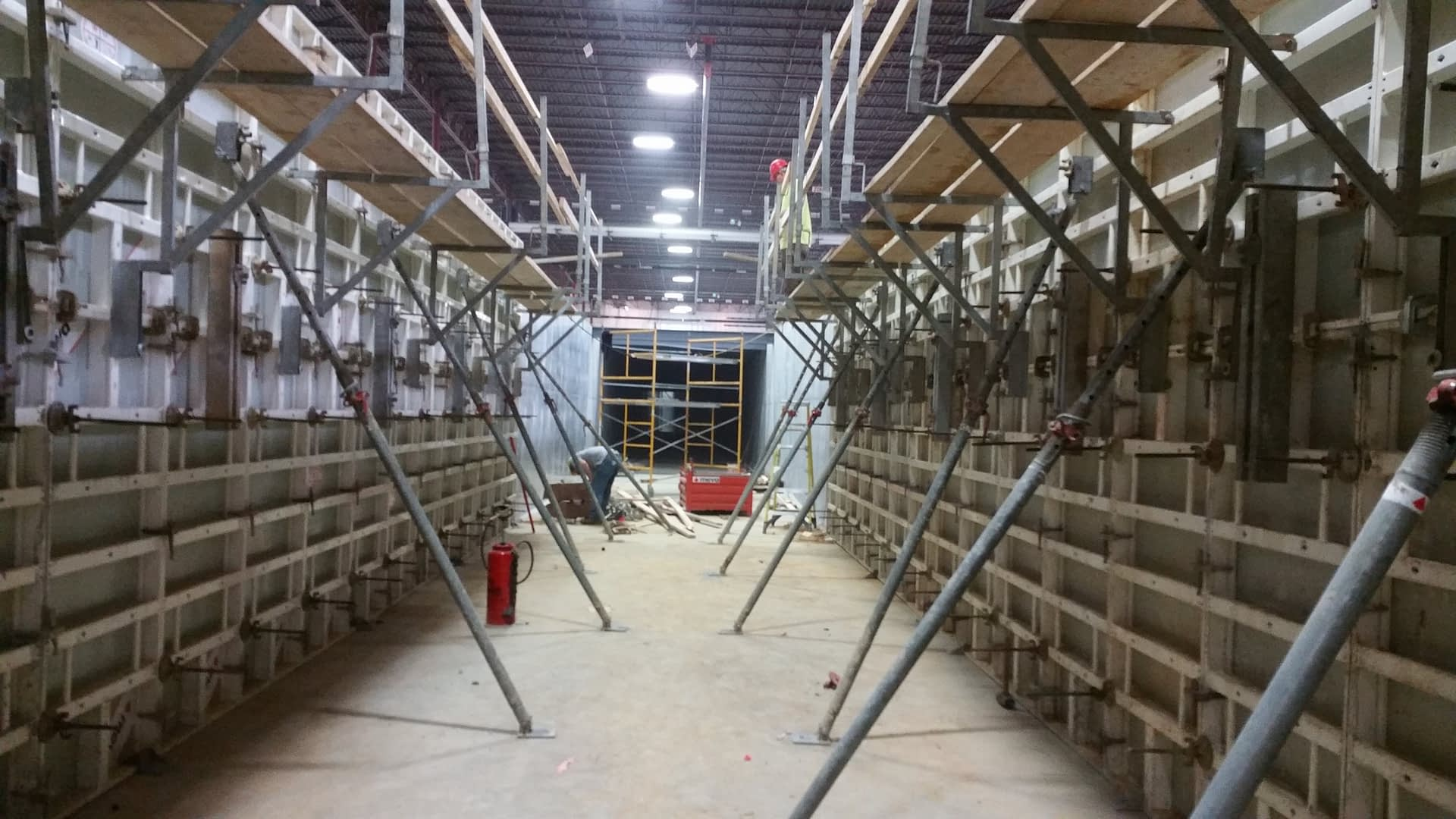 Local Industrial Plant - Interior 2