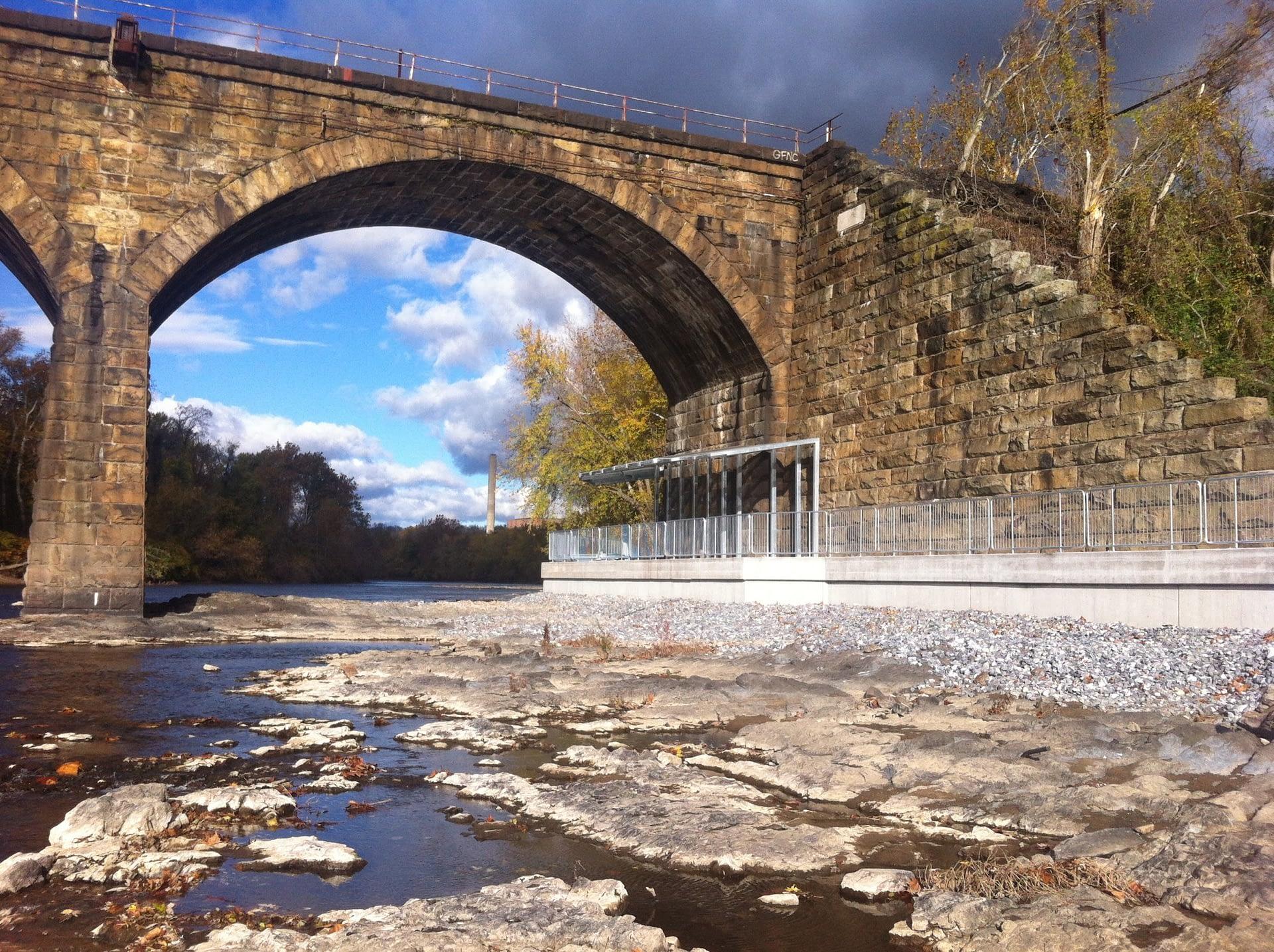 Shocks Mill Bridge 1