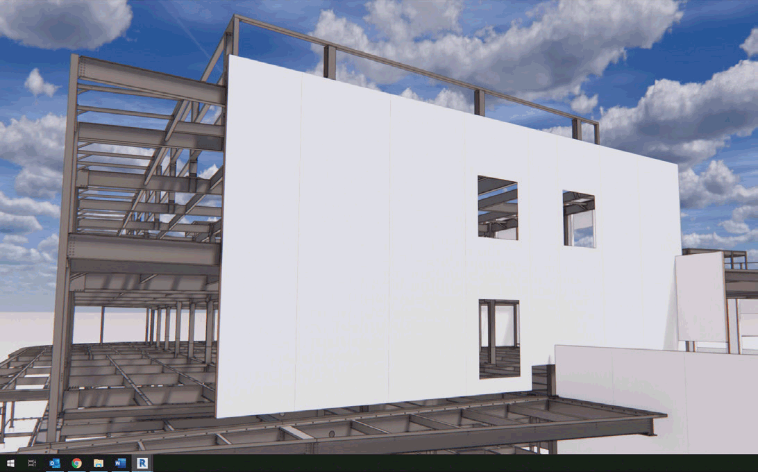 Revit Structure: Customized 3D Views For Improved Project Coordination