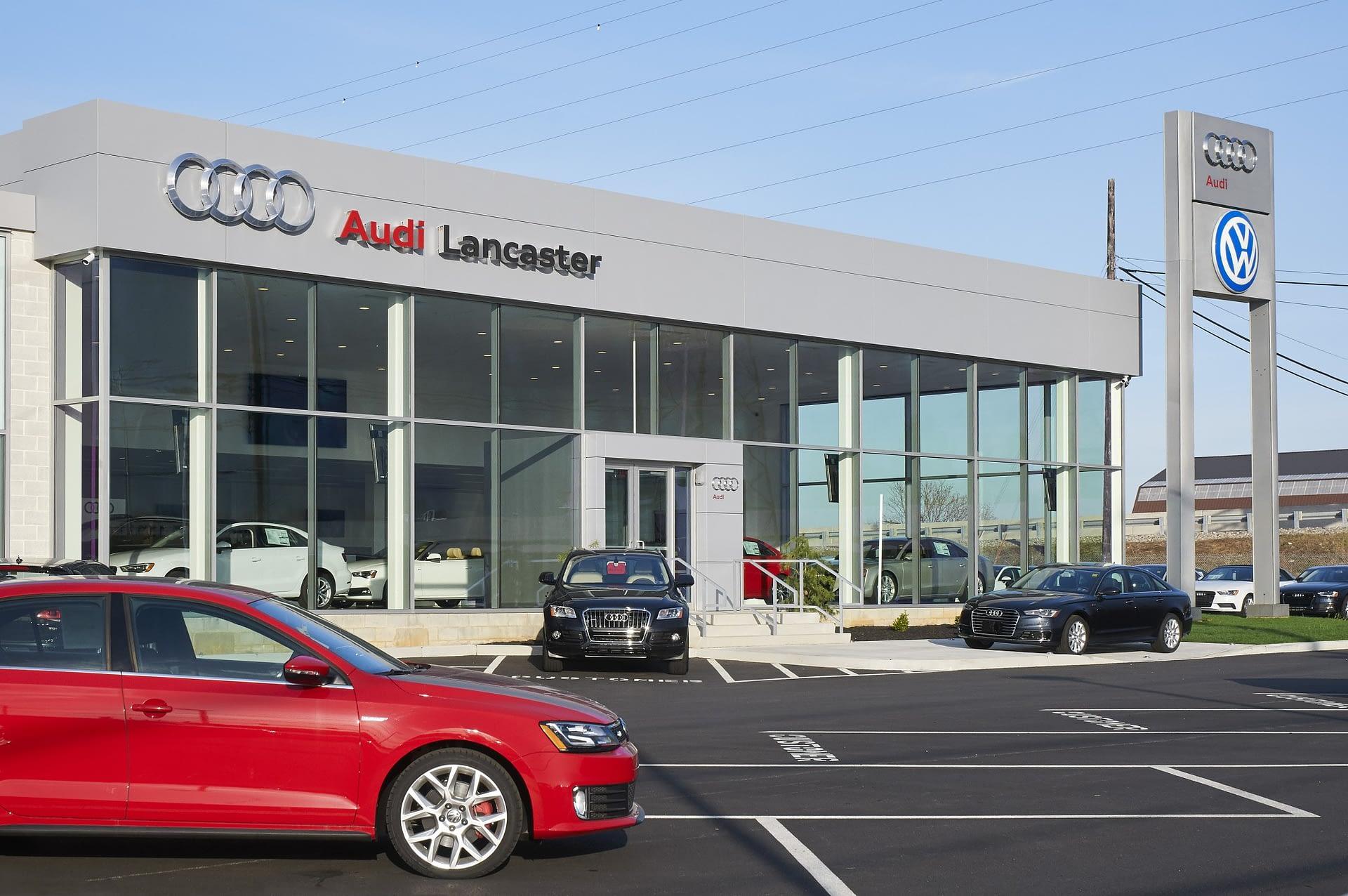 Audi Lancaster/Autohaus Lancaster VW - Exterior 1