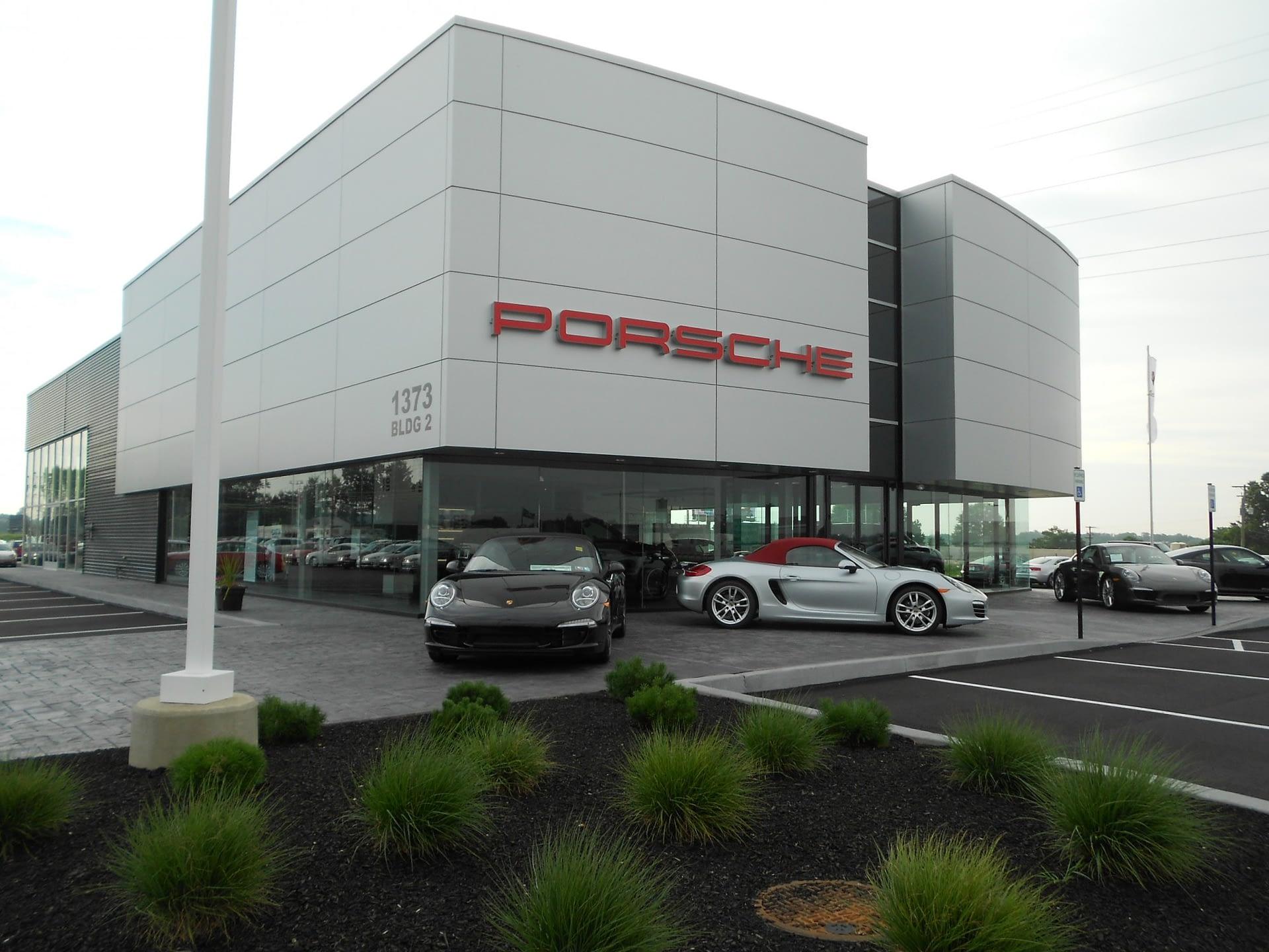 Autohaus Lancaster Porsche - Exterior 1