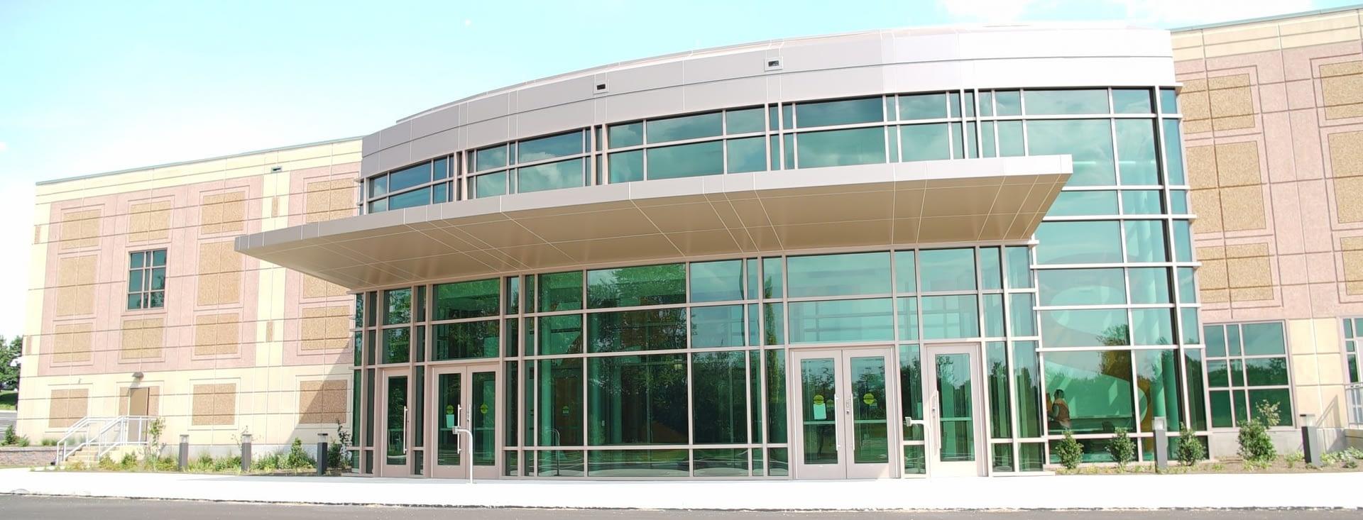 PCHS - Building Front